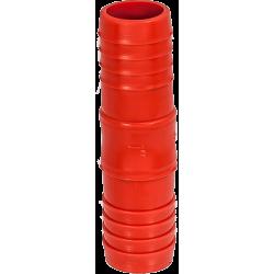 PVC съединител, оранжев