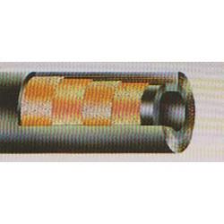 Маркуч гумено-текстилен за прах. и абразивни материали 1м