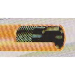 Маркуч гумено-текстилен за пропан бутан до 110оС черен 1м