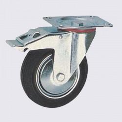 Въртящо колело със спирачка